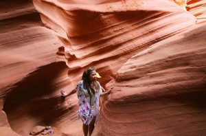 Arizona: The Lower Antelope Canyon