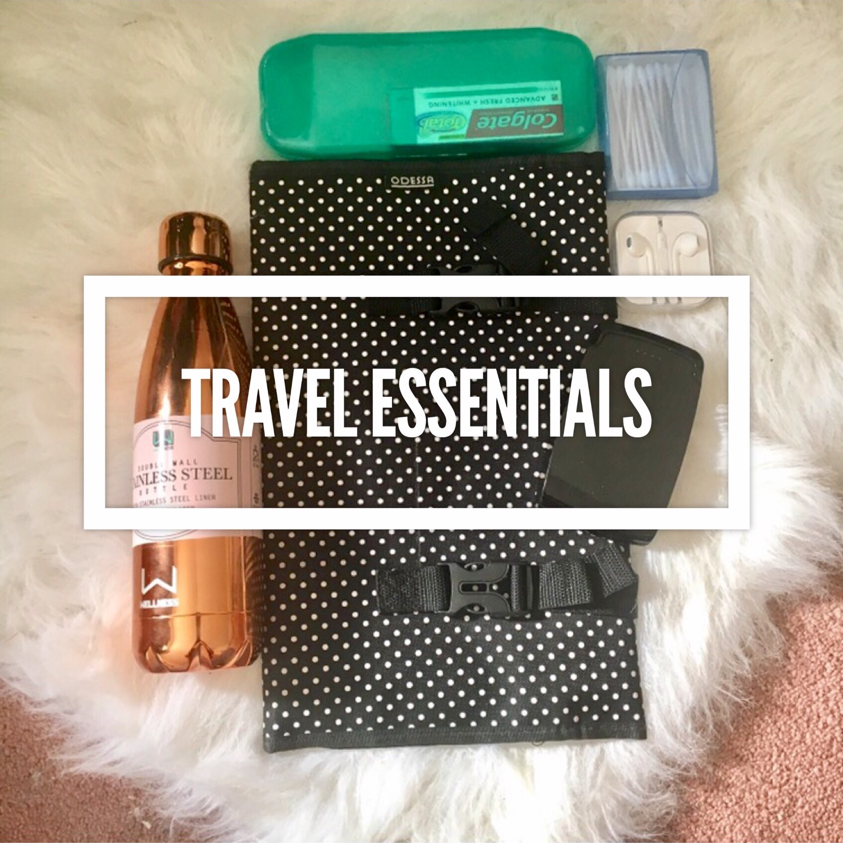 Travel Essentials To Pack For Your Next Trip
