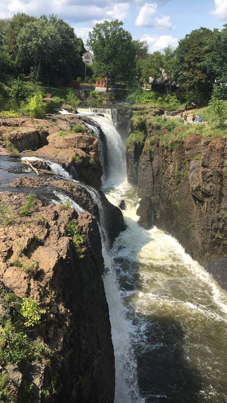 Visiting Paterson Great Falls National Historic Park