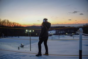 Snow Tubing in a Freezing 11º (And Below) Weather in Lebanon, Pennsylvania