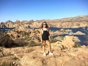 Visiting Phippen Museum and The Striking and Unusual Watson Lake in Prescott, Arizona