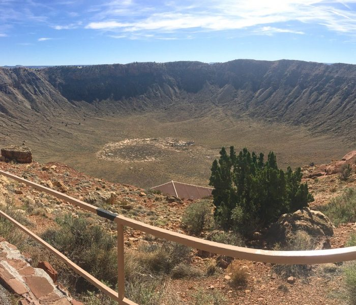 In Winslow, Arizona, You Can Go See The Best Preserved Meteorite Impact Site on Earth
