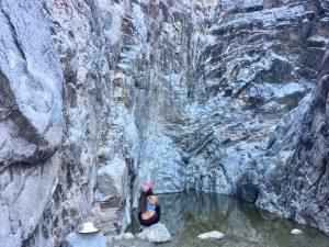 Arizona: Hiking The Waterfall Trail at White Tank Mountains