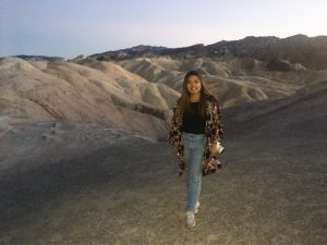 Visiting Death Valley National Park: Zabriskie Point