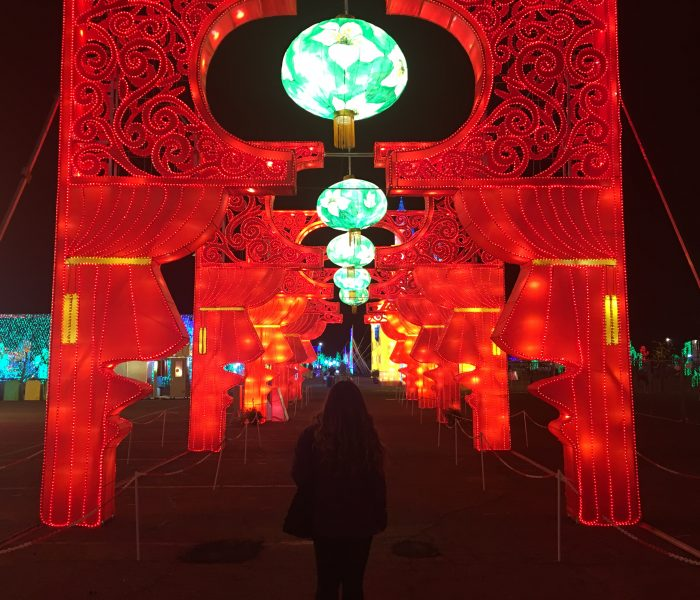 Lights of the World: One of America's Largest Lights and Lantern Festival Located in the Heart of Arizona