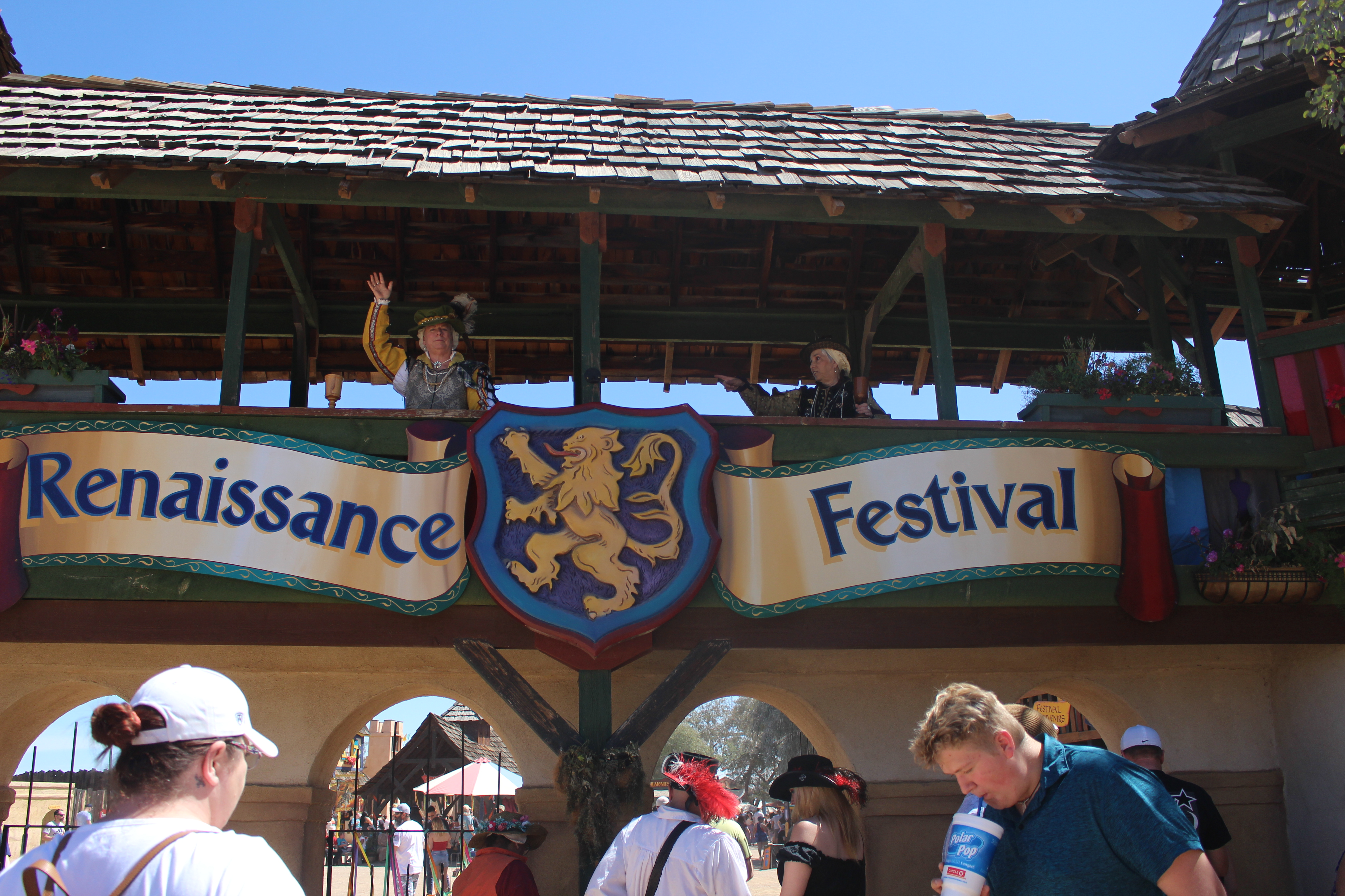 6 Major Things To See In A Renaissance Festival (ft. Arizona Renaissance Festival)