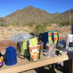 First Time Camping Out In The Desert (and Sleeping Under The Stars)