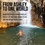 Ashley Sprinkel: She Left Her Fiance To Live In Costa Rica