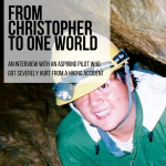 From Christopher to One World: An Adventurous Aspiring Pilot Who Overcame Pain