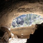 Gila Cliff Dwellings National Monument in New Mexico