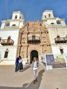Visiting Mission San Xavier del Bac: Arizona's Oldest Intact Church