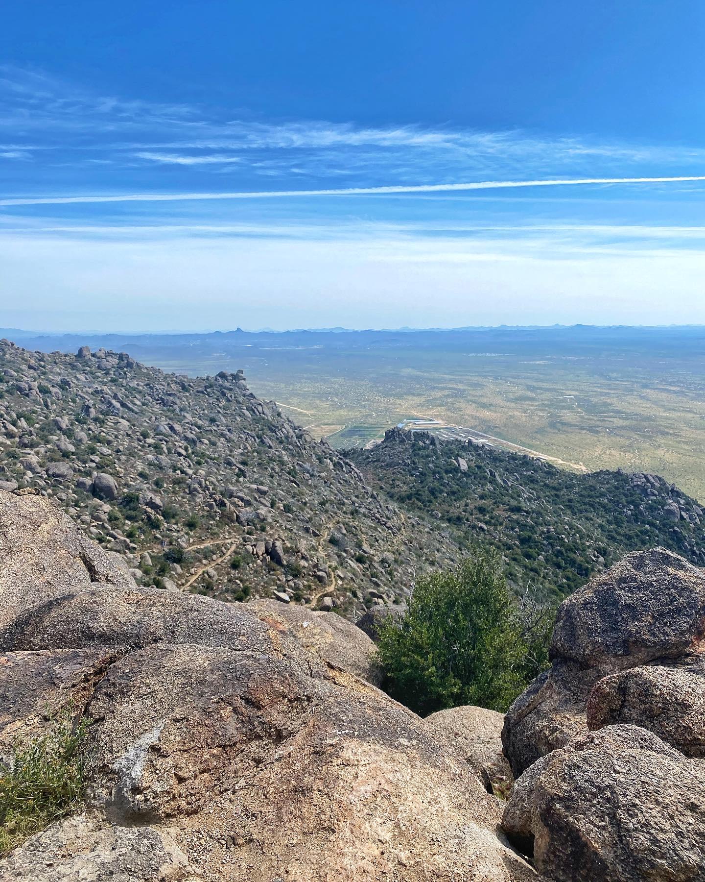 Granite Mountain Hotshots Memorial State Park Hike
