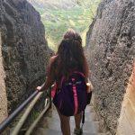 Hiking Diamond Head Crater in Honolulu, Hawaii
