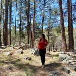 Hiking in Prescott National Forest: Bannon Creek Trail to Trail #396