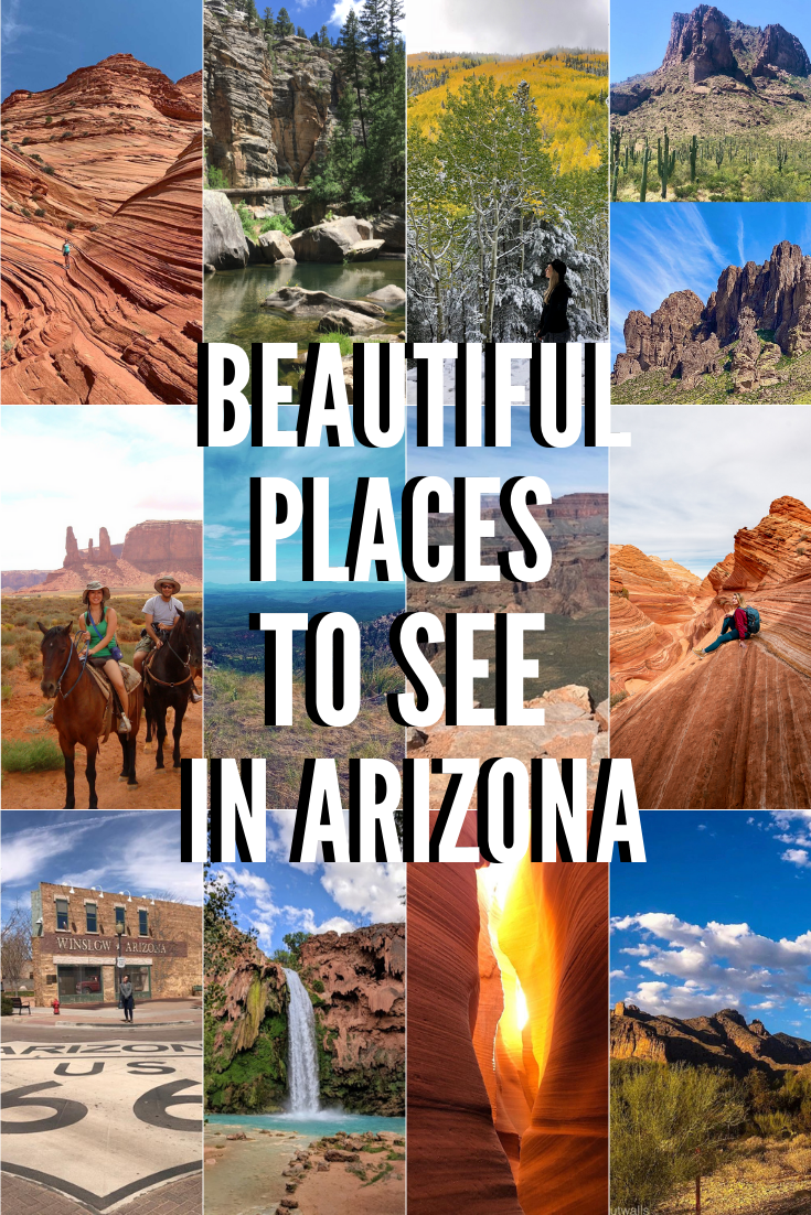 14 Beautiful Places to See in Arizona
