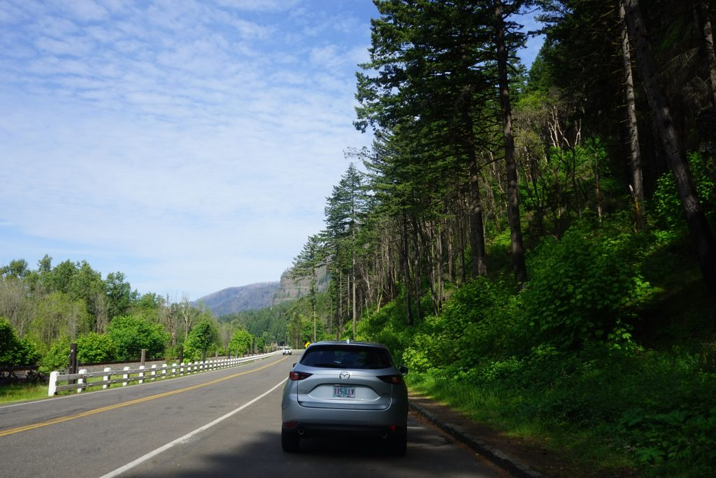 Columbia River Gorge Highway