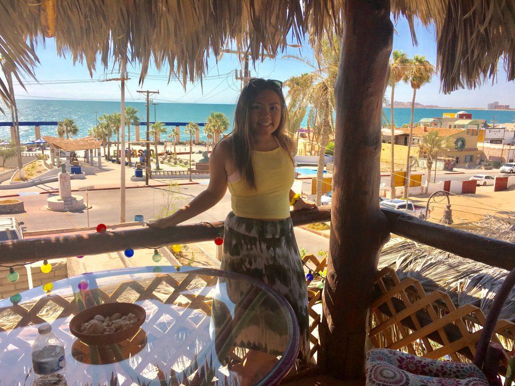 Puerto Penasco airbnb with El Malecon as the views